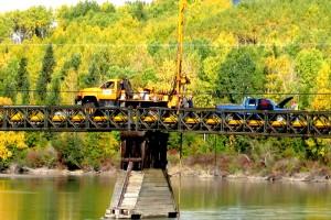 Dunster Br @ Fraser River - Hwy 16
