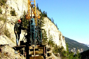 Kicking Horse Canyon - Heli